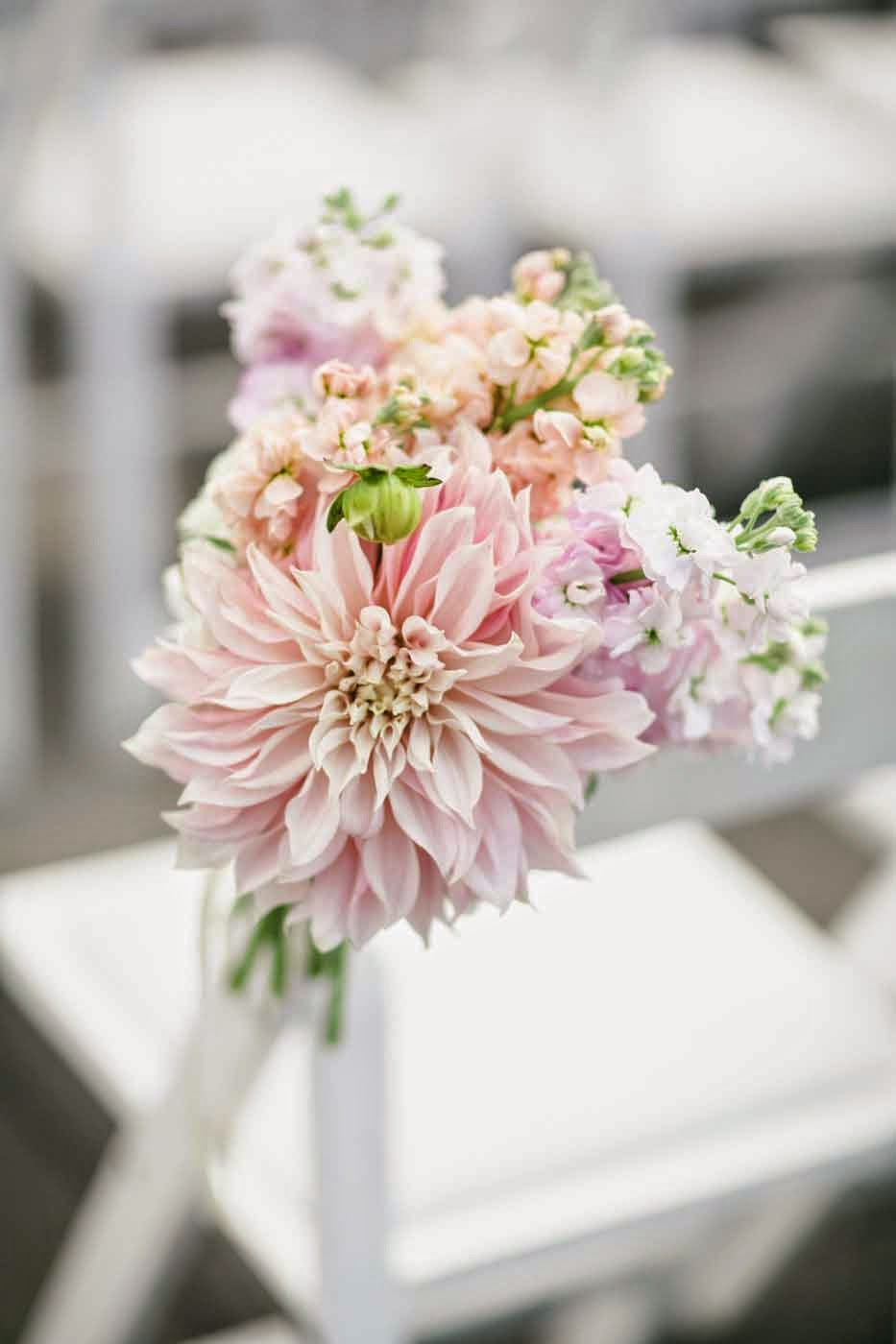 blush wedding flowers, Seattle wedding, Flora Nova Design, Bell Harbor wedding