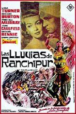 Las lluvias de Ranchipur (1955) Descargar y ver Online Gratis