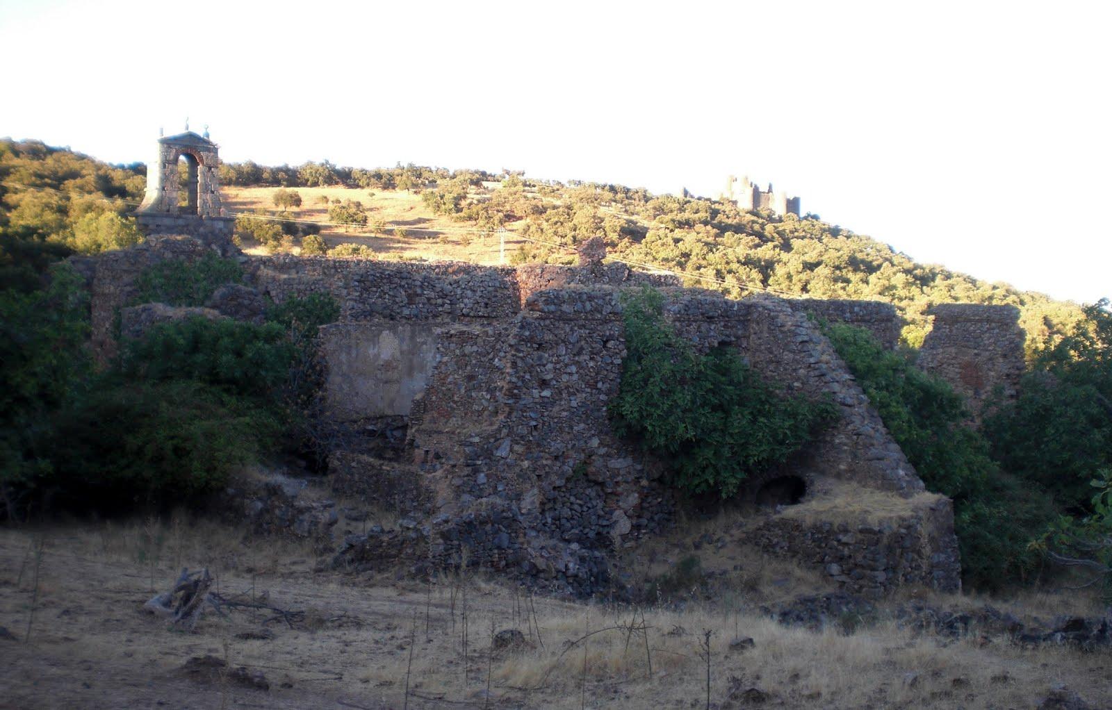Convento de Santa María de Jesús, en Salvatierra de los Barros