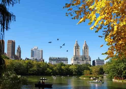 New York town: Traveler's Paradise ~ OK betong  Ny