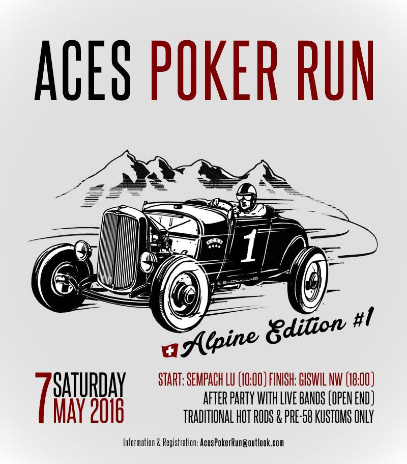Aces Poker Run 2016