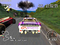 Download Game Nascar Rumble (ISO)