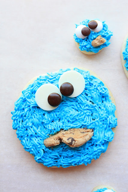 Munchkin Munchies: Cookie Monster Cookies