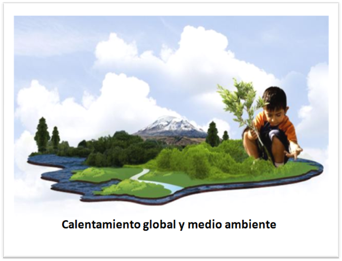 Calentamiento Global y Medio Ambiente