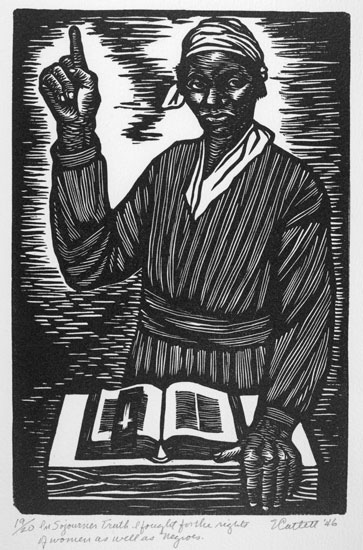 sojourner truth essays Essay on slavery and sojourner truth sojourner truth was born in 1797, in hurley ny sojourner was born into slavery, and was given the name isabella baumfree.