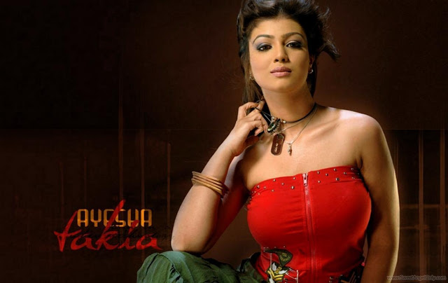 Ayesha Takia Glam Wallpaper