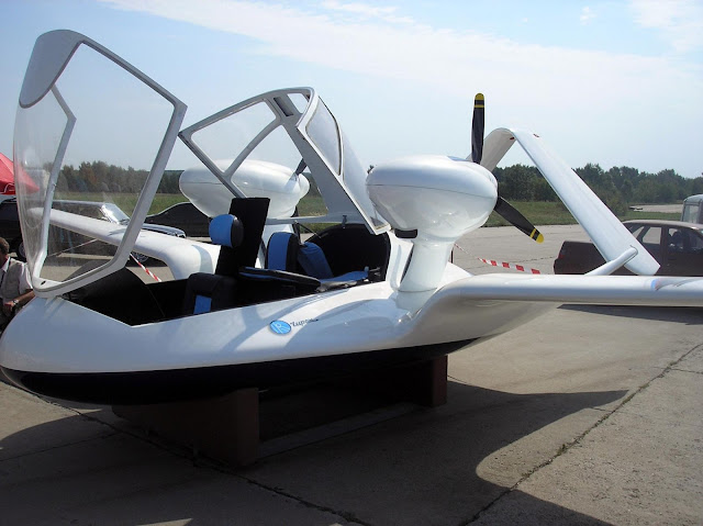Chirok unmanned/manned drone