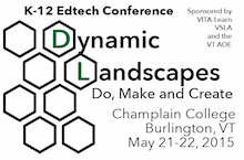 Dynamic Landscapes 2015... new energy, opportunities! We did it!
