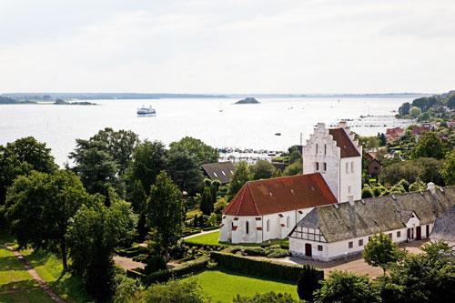Amalie loves Denmark - Fünen, Svendborg