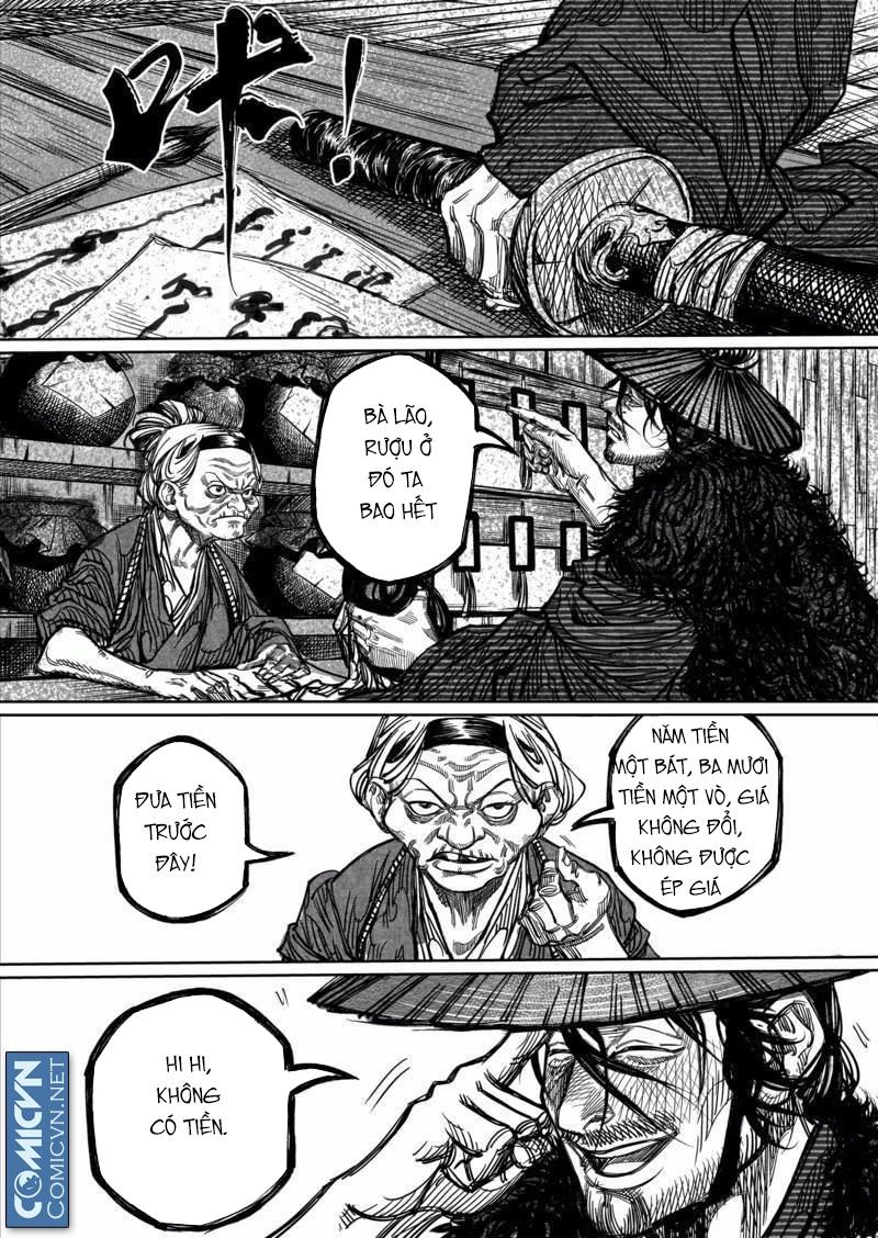 Đao Kiếm Đấu Thần Truyện Chapter 2 - Hamtruyen.vn