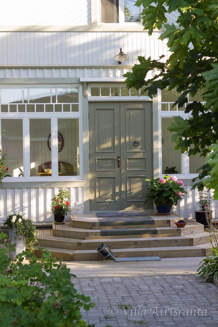 maalaisromanttinen, piha, puutarha