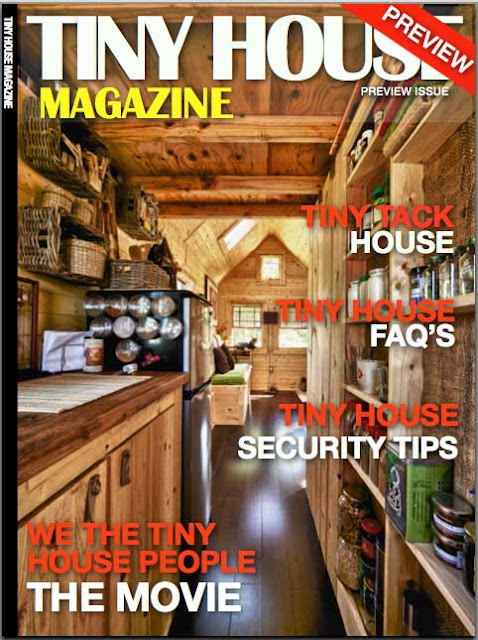 Free issue link for tiny house magazine for Free house magazines