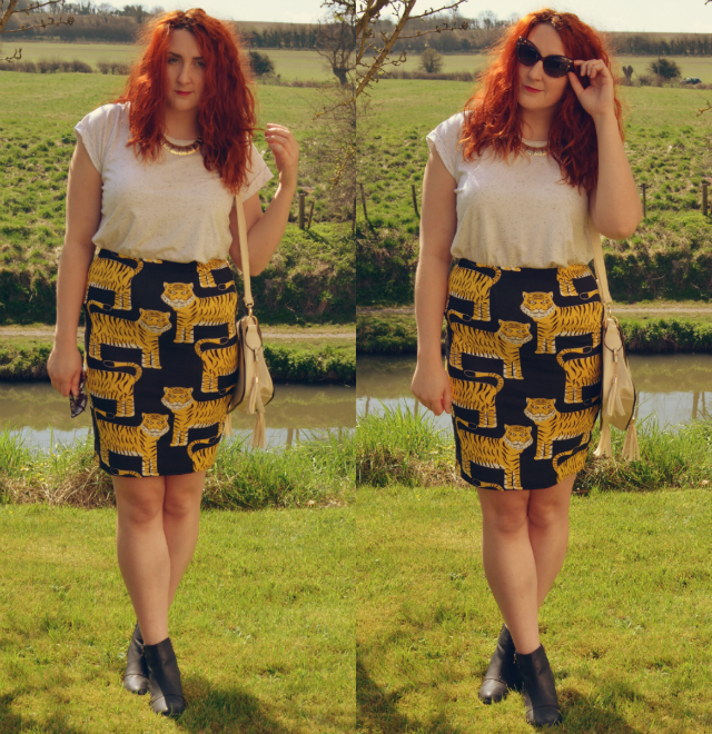 tiger-skirt