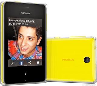 nokia asha 500 Harga Nokia Asha 500, 502, 503 Spesifikasi Lengkap