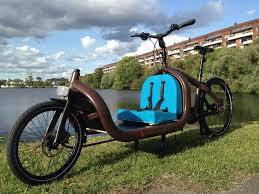 Trio Bike Cargo