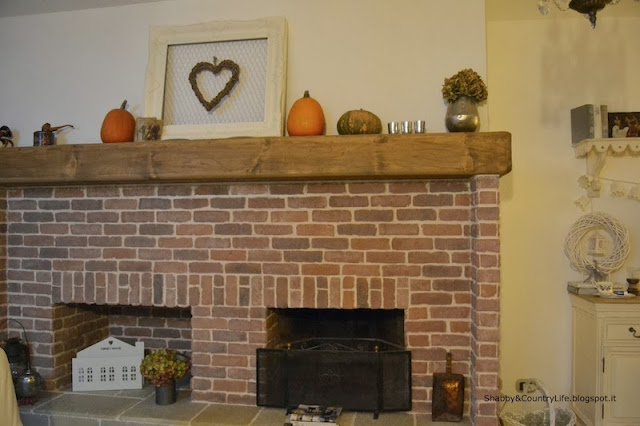 Happy Halloween- shabby&CountryLife.blogspot.it