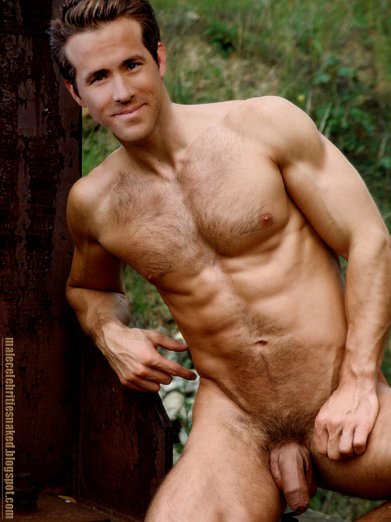 Ryan reynolds gay fake nude
