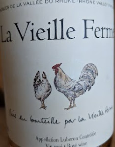Notre vin de la semaine :un bon rosé du Luberon à seulement 13 $ !
