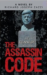 Bookcover to Assassin Code