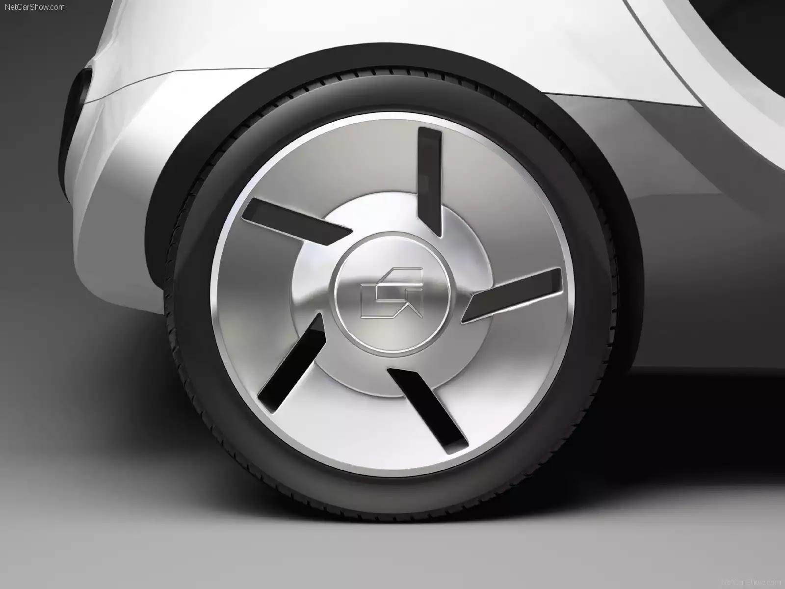 Hình ảnh xe ô tô Chrysler GEM Peapod 2009 & nội ngoại thất
