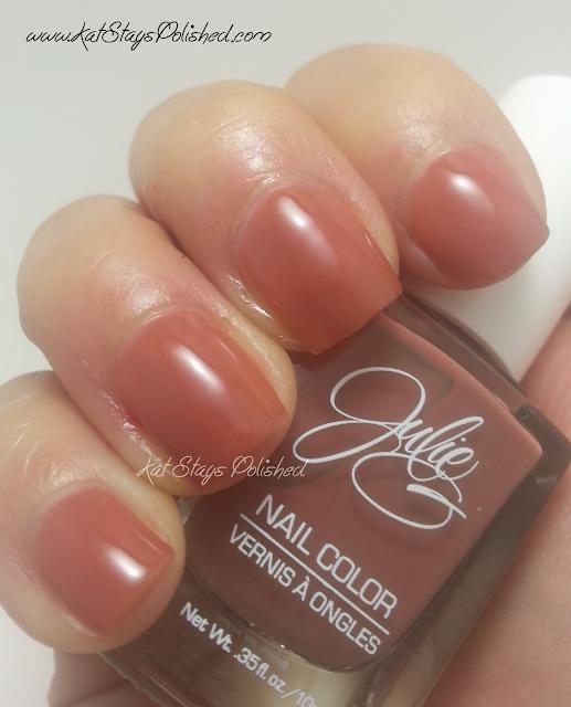 JulieG Nail Color - Chic Cipro