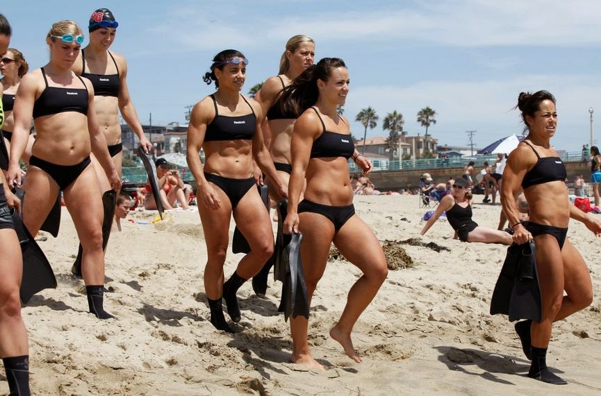 What CrossFitters Do Better Than Weightlifters