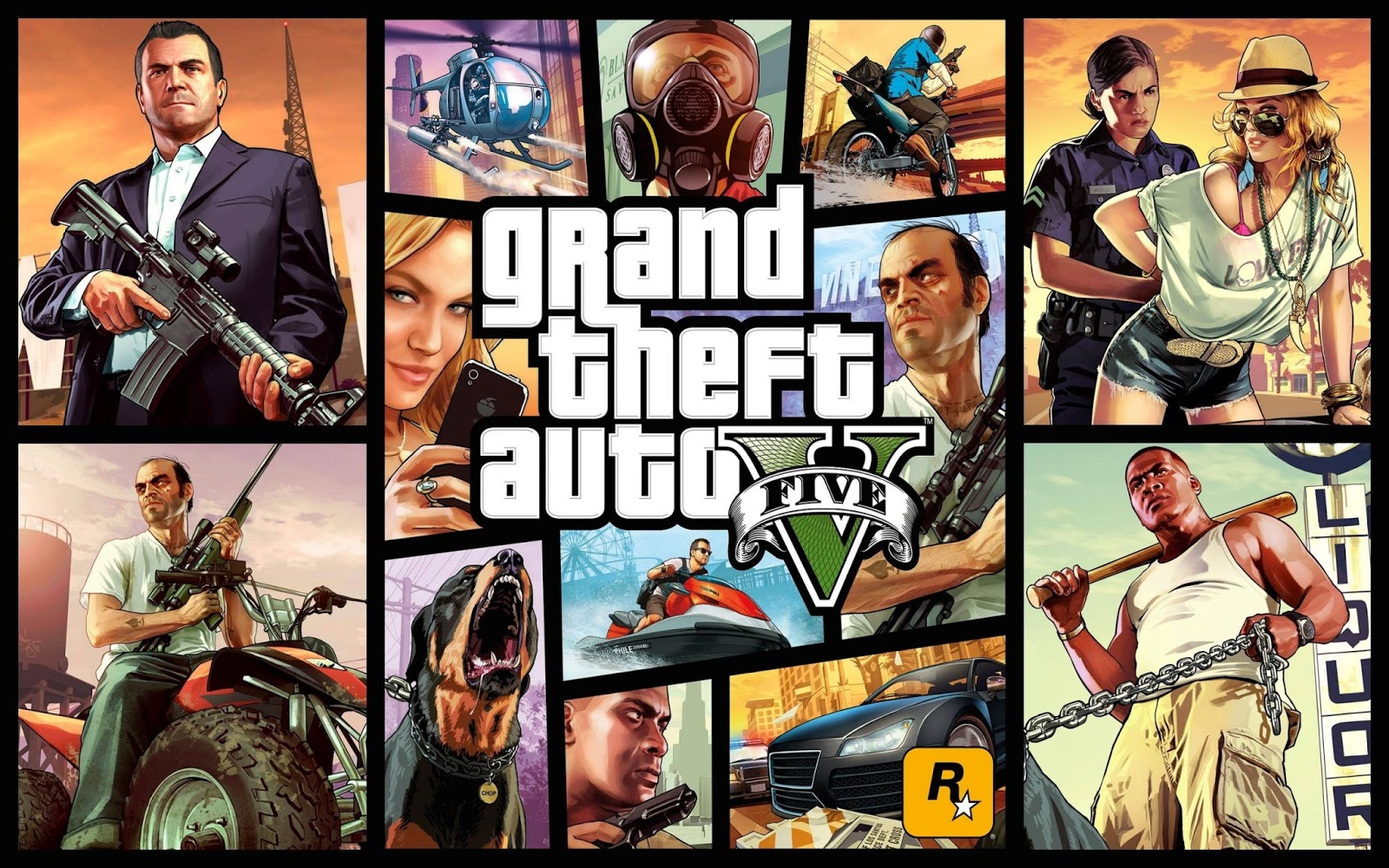 GTA San Andreas RIP Download 671 Mb
