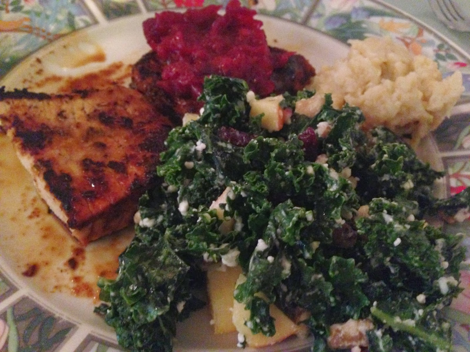 ... cheese mashed potatoes with goat cheese kale food republic goat cheese