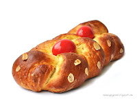 tsoureki loaf My Recipes