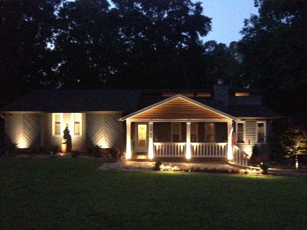 Outdoor Lighting Ideas October 2015
