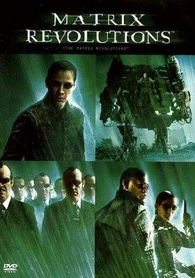 Capa - Matrix Revolutions