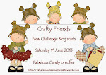 Crafty Friends Candy ends 30th June