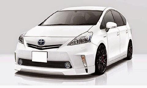 Toyota Prius (2010-2013) Mobil Second Paling Dicari