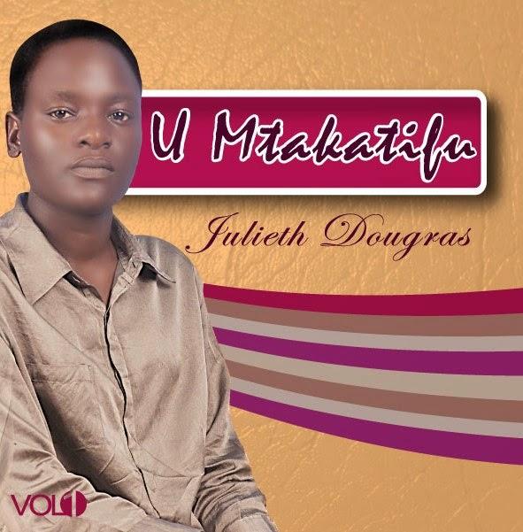 JIPATIE AUDIO CD MPYA 2014 KUTOKA KWA JULIETH DOUGRAS