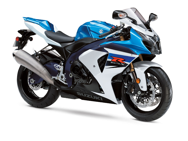2011 Suzuki Sportbike GSX-R1000