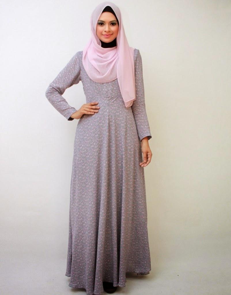 Baju Muslimah Kumpulan Model Baju Gamis Terbaru Lukas Blog