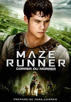 Maze Runner: Correr ou Morrer Torrent - BluRay 720p/1080p Dual Áudio