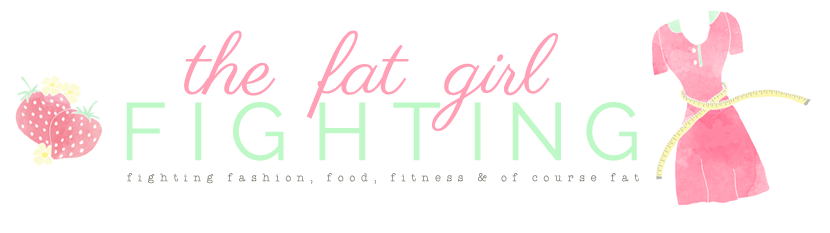 the fat girl fighting