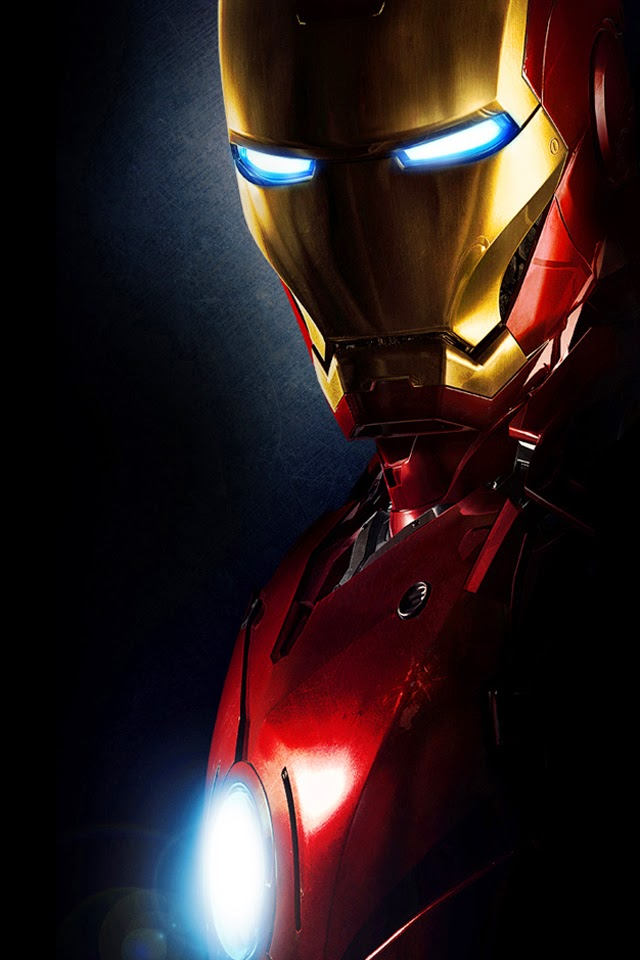 Android Wallpaper HD Amazing Iron Man