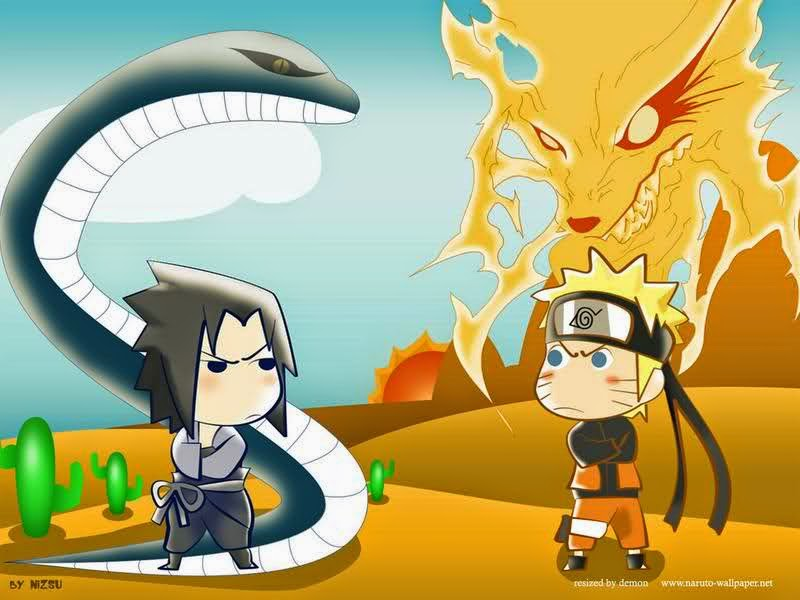 Gambar Gambar Lucu dan Imut Naruto