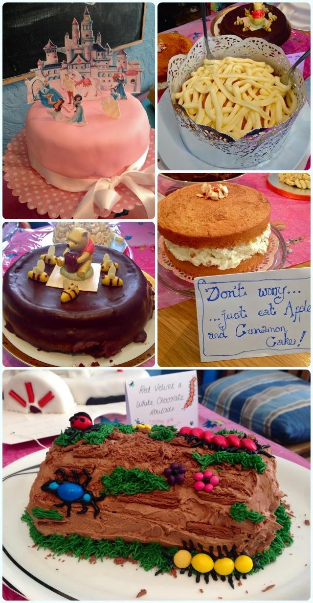 Clandestine Cake Club Bolton - Hakuna Matata