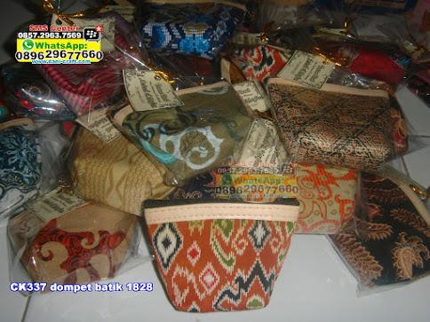 dompet batik 1828 unik