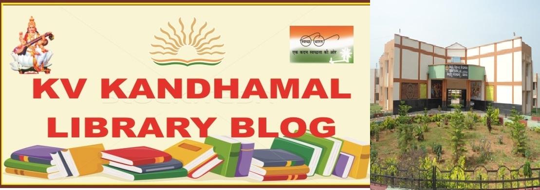 KV KANDHAMAL LIBRARY