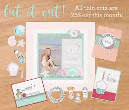 MARCH thin cuts promotion!