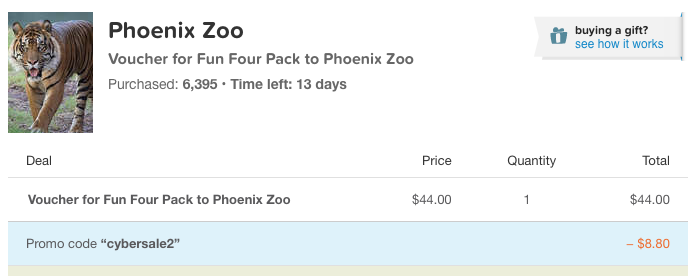 Phoenix Zoo Coupons, Savings and Zoo Park Description for The Phoenix zoo houses over 1, animals on display and contains miles of walking trails. It is divided into 4 main themed areas or trails: The Arizona Trail (American Southwest flora and fauna), the Africa Trail (animals from Africa), the Tropics Trail (residents of the rain.