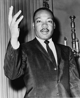 Beberapa Tokoh Terkenal Yang Pernah Tertembak - Martin Luther King