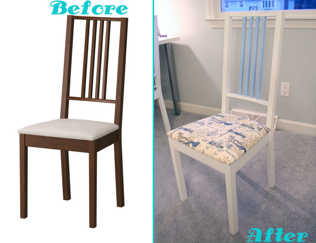 Function amp Style Ikea Borje Chair Mod Craft Room Update : Borjecraftchairbeforeandafter from robsoncw.blogspot.com size 650 x 500 jpeg 56kB