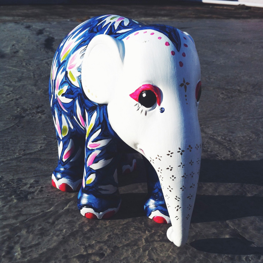 Kitty N. Wong / elephant parade