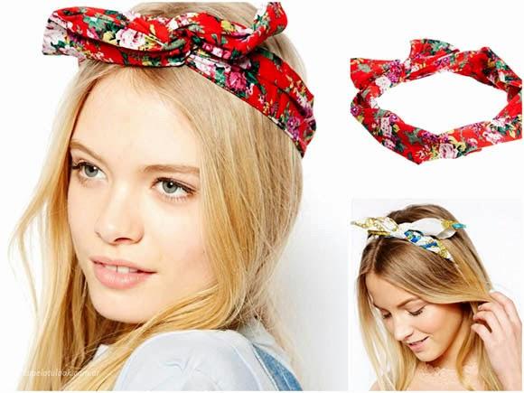 pañuelos pelo 2014 accesorios