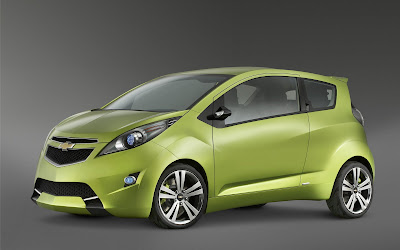 Chevrolet Beat diesel car concept